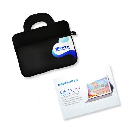 Besta BM109 Learning Pad [New Model ] BM109 电子书包 [Free Cover+Bag+Screen Protector]